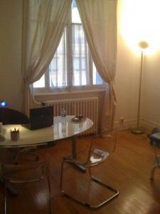 Présentation du cabinet de l'ostéopathe Calypso Choux à Lyon